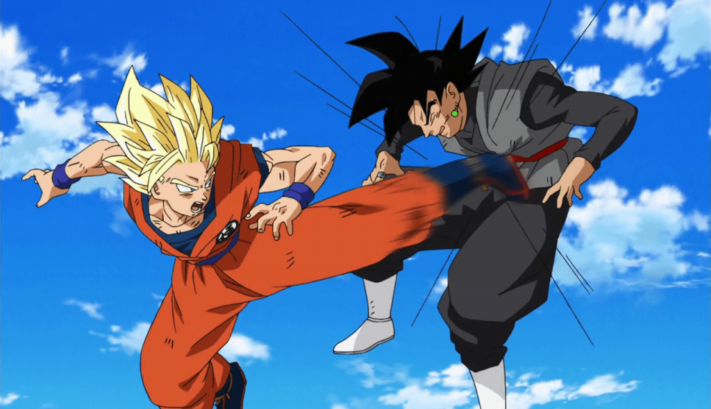 Goku Calisthenics Workout 3