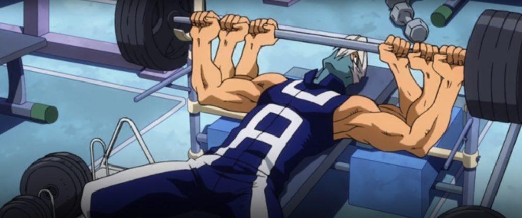 Mezo Shoji Workout
