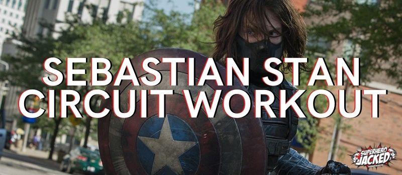 Sebastian Stan Circuit Workout
