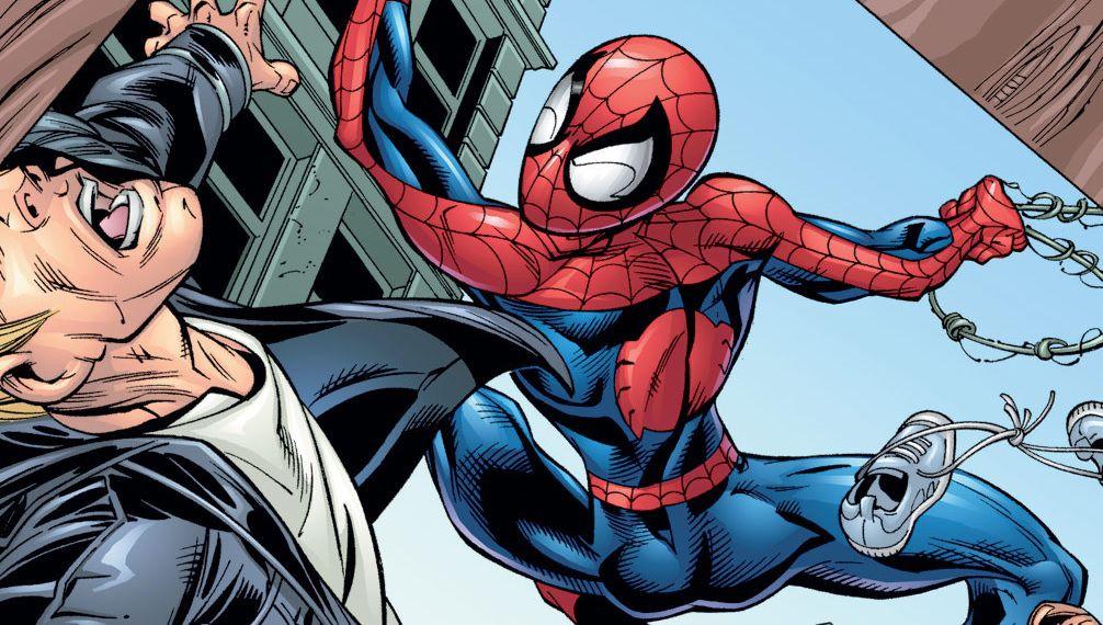 Spider-Man Calisthenics Workout 2