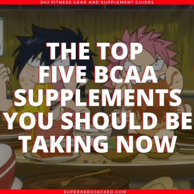 The Top Five BCAA Supplements