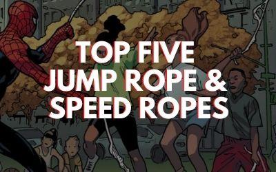 Top Five Jump Ropes