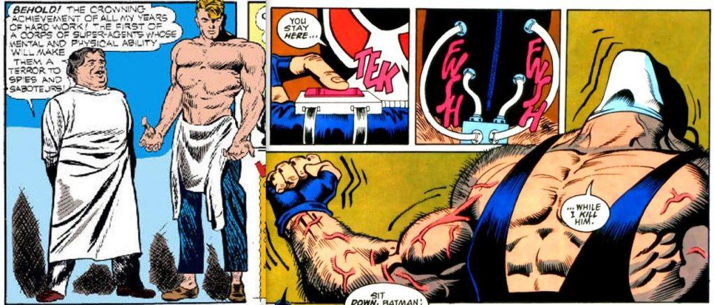 Superhero Supplementation