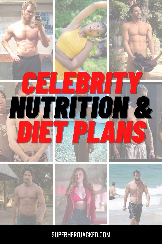Celebrity Diet Plans