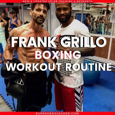 Frank Grillo Boxing Workout Routine (1)