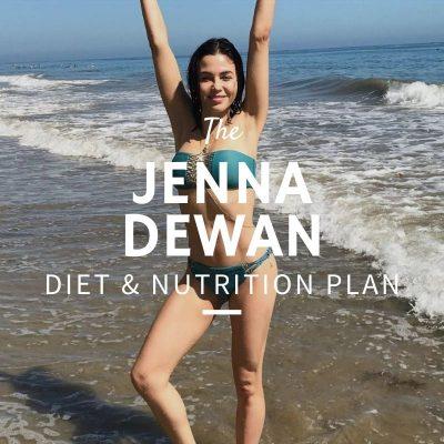 Jenna Dewan Diet and Nutrition