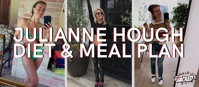 Julianne Hough Diet Plan