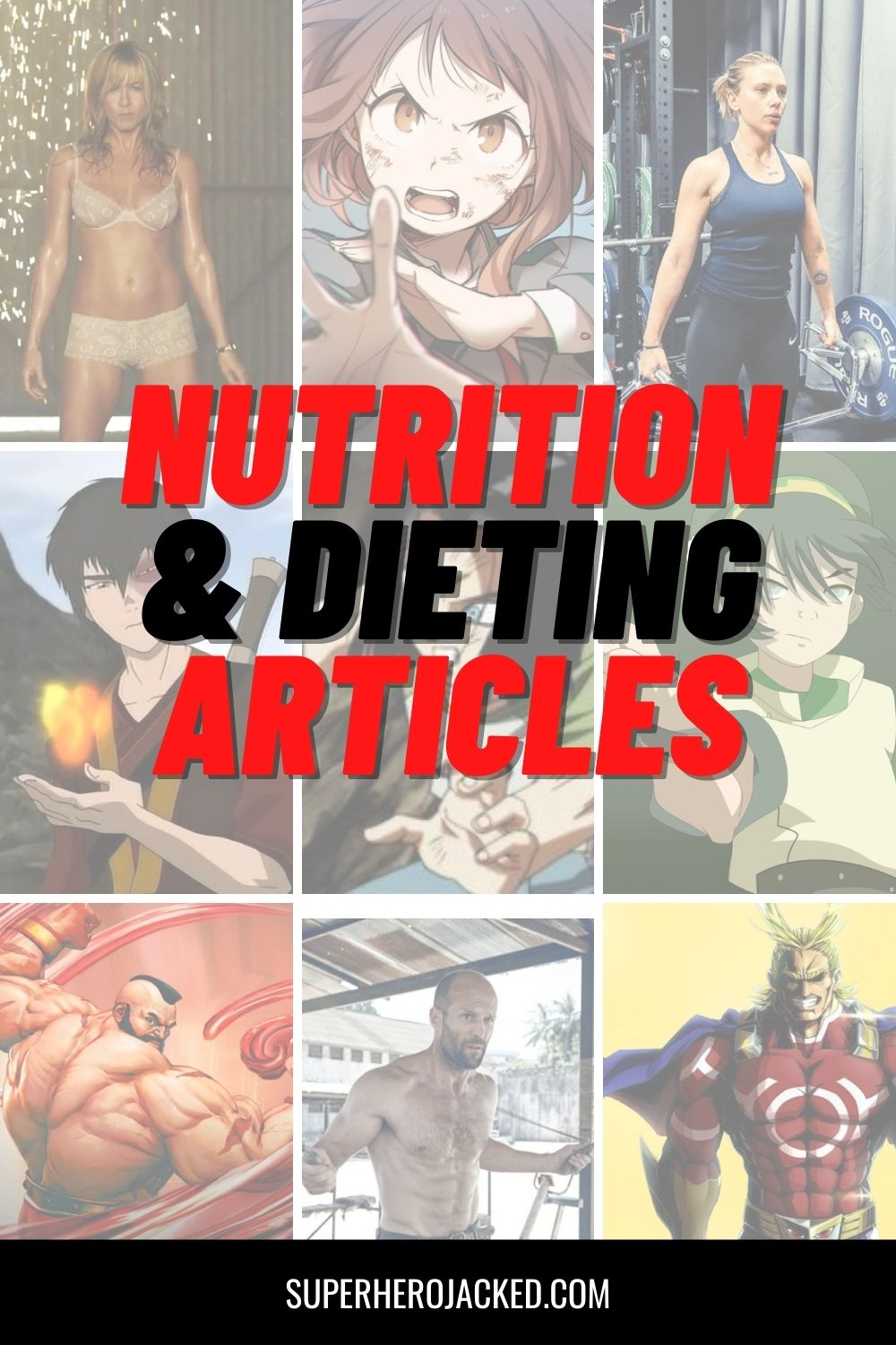 Nutrition and Dieting Articles