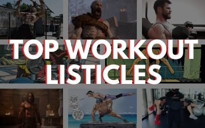 Top Workout Routine Listicles