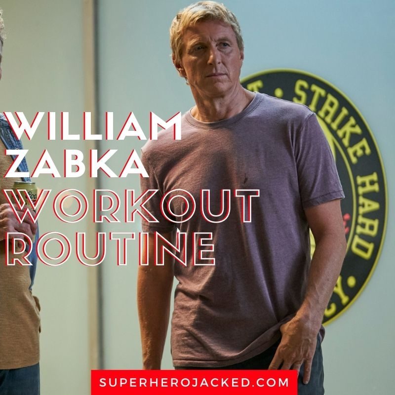 William Zabka Workout Routine (1)