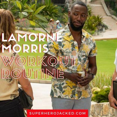 Lamorne Morris Workout