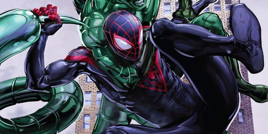 Miles Morales Workout 2
