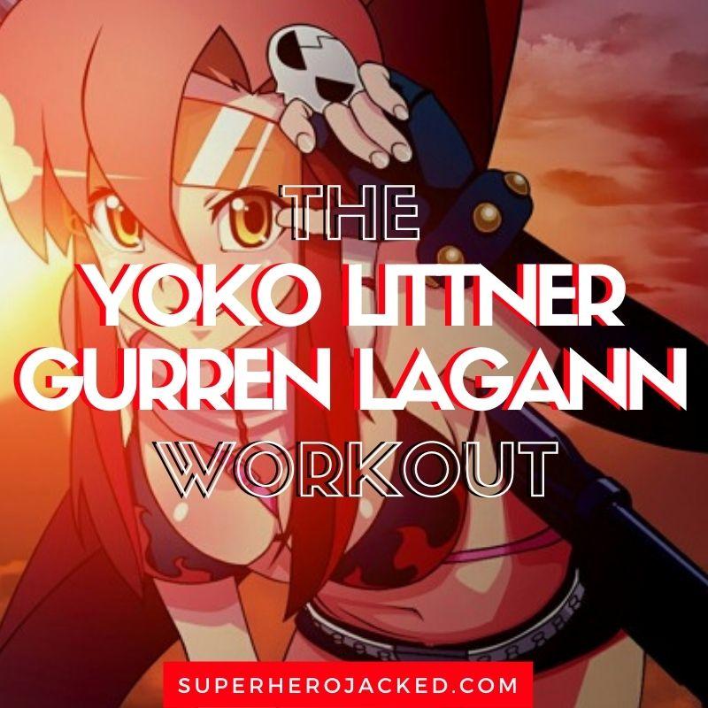 Yoko Littner Workout Routine