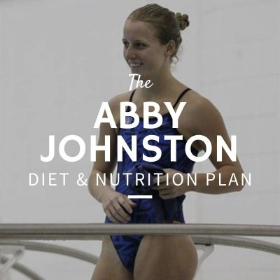 Abby Johnston Diet and Nutrition