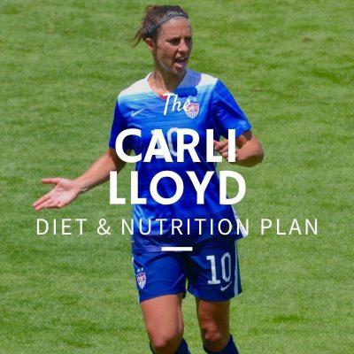 Carli Lloyd Diet and Nutrition