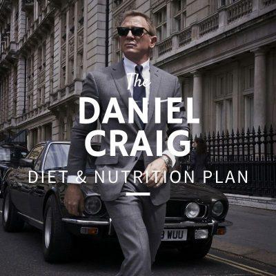 Daniel Craig Diet and Nutrition