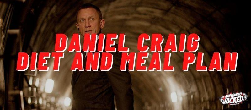 Daniel Craig Diet
