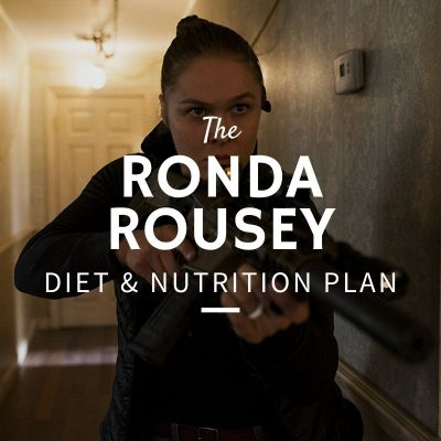Ronda Rousey Diet and Nutrition