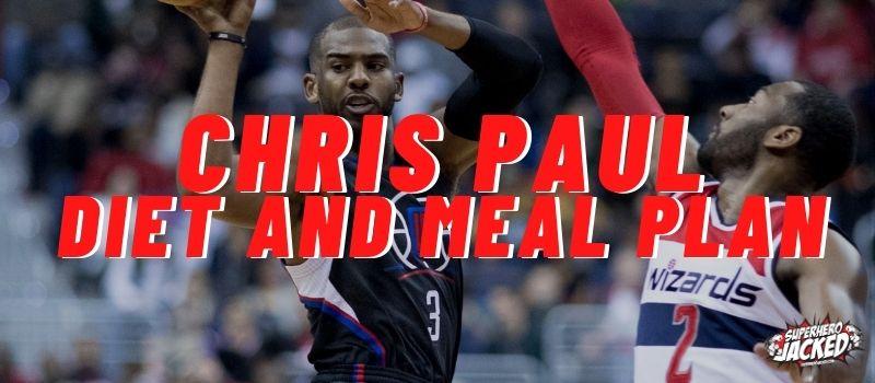 Chris Paul Diet