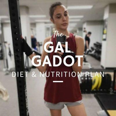 Gal Gadot Diet & Nutrition