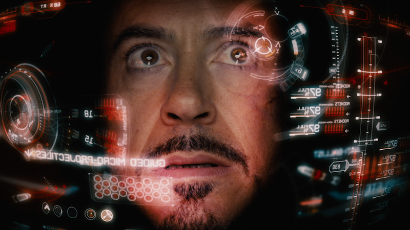 Iron Man Suit Helmet Calculations