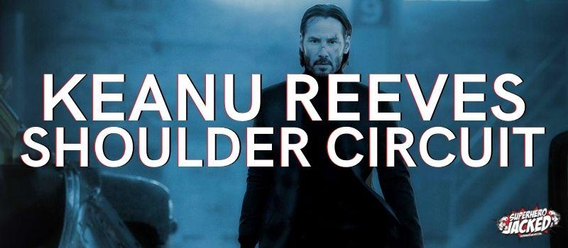 Keanu Reeves Shoulder Workout