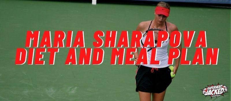 Maria Sharapova Diet