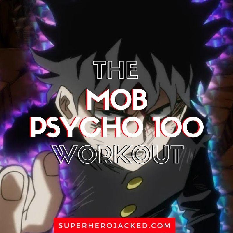 Mob Psycho 100 Workout