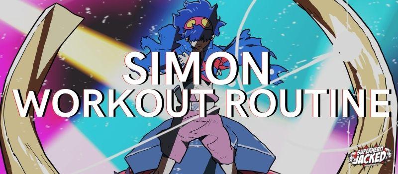 Simon Workout Routine