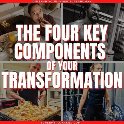 The Four Key Components Of Your Transformation (1)