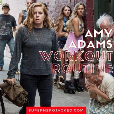 Amy Adams Workout