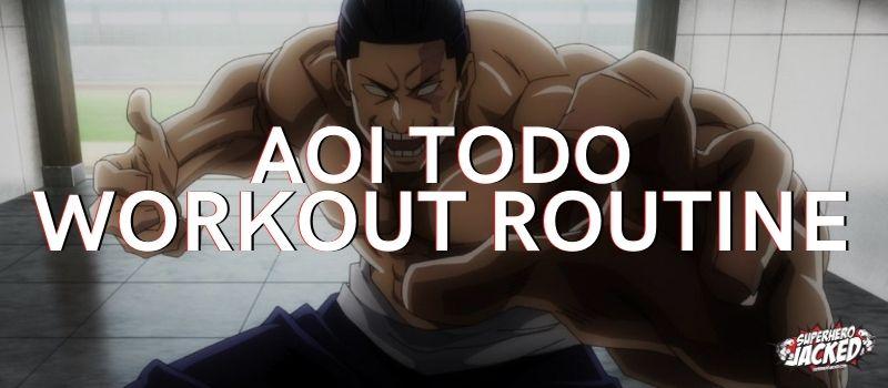 Aoi Todo Workout