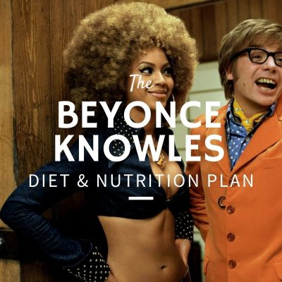 Beyonce Diet & Nutrition