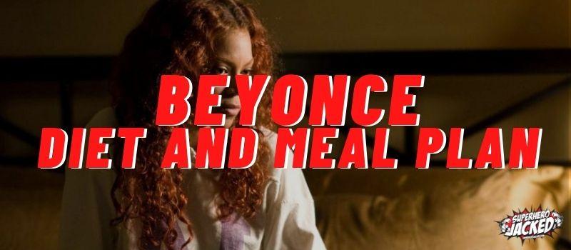 Beyonce Diet