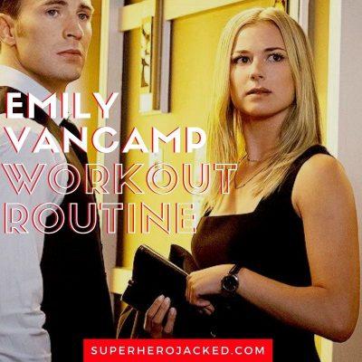 Emily VanCamp Workout
