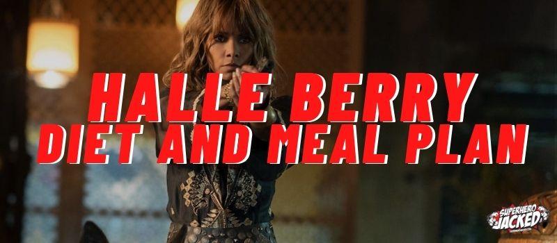 Halle Berry Diet