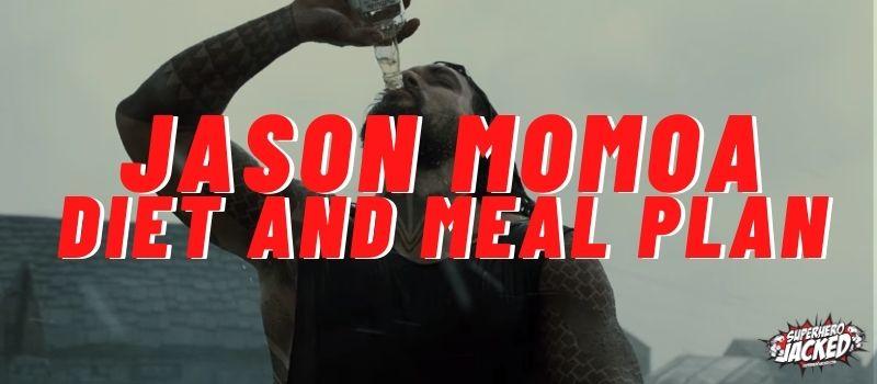 Jason Momoa Diet