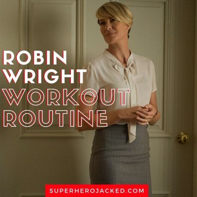 Robin Wright Workout