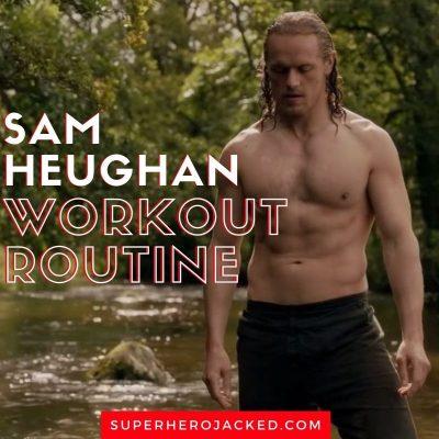 Sam Heughan Workout (1)