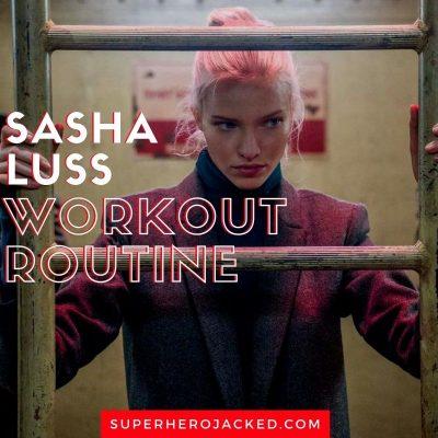 Sasha Luss Workout