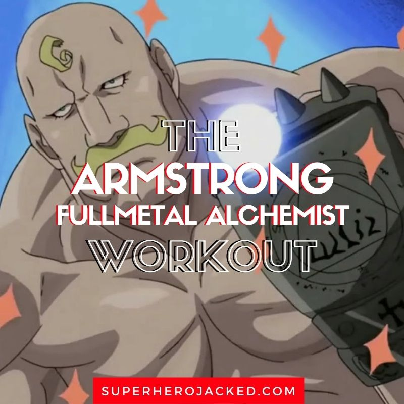 Armstrong Workout Routine