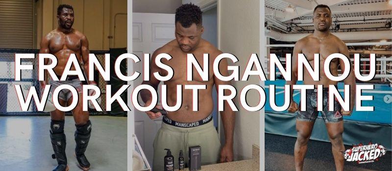 Francis Ngannou Workout (1)