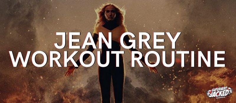 Jean Grey Workout