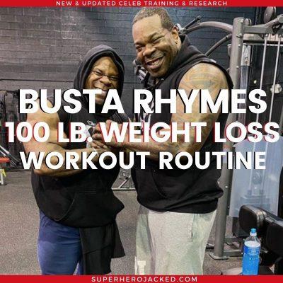 Busta Rhymes Workout