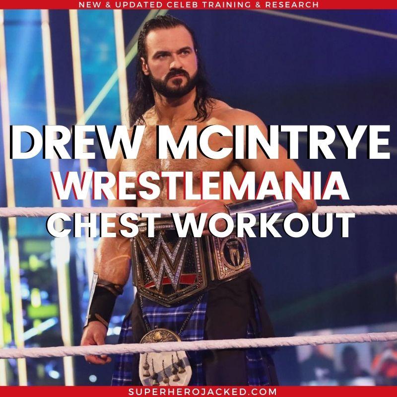 Drew McIntrye Workout