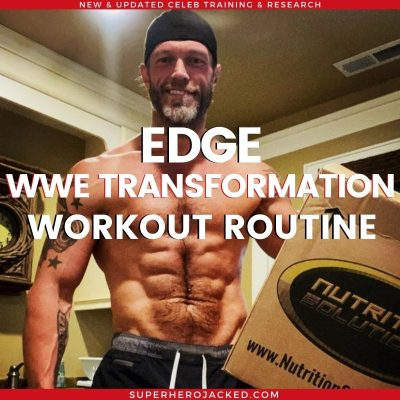Edge WWE Workout