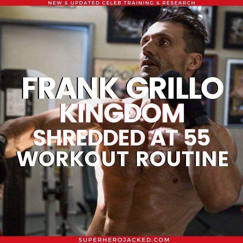 Frank Grillo Kingdom Workout