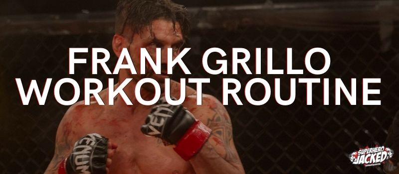 Frank Grillo Workout Routine