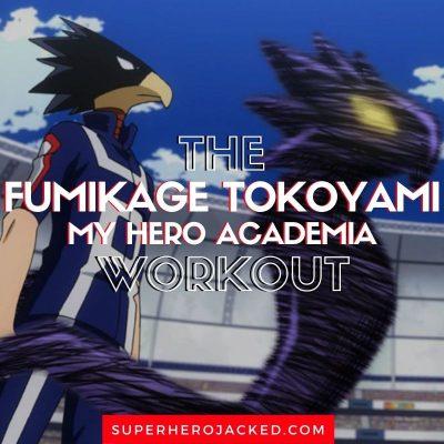 Fumikage Tokoyami Workout