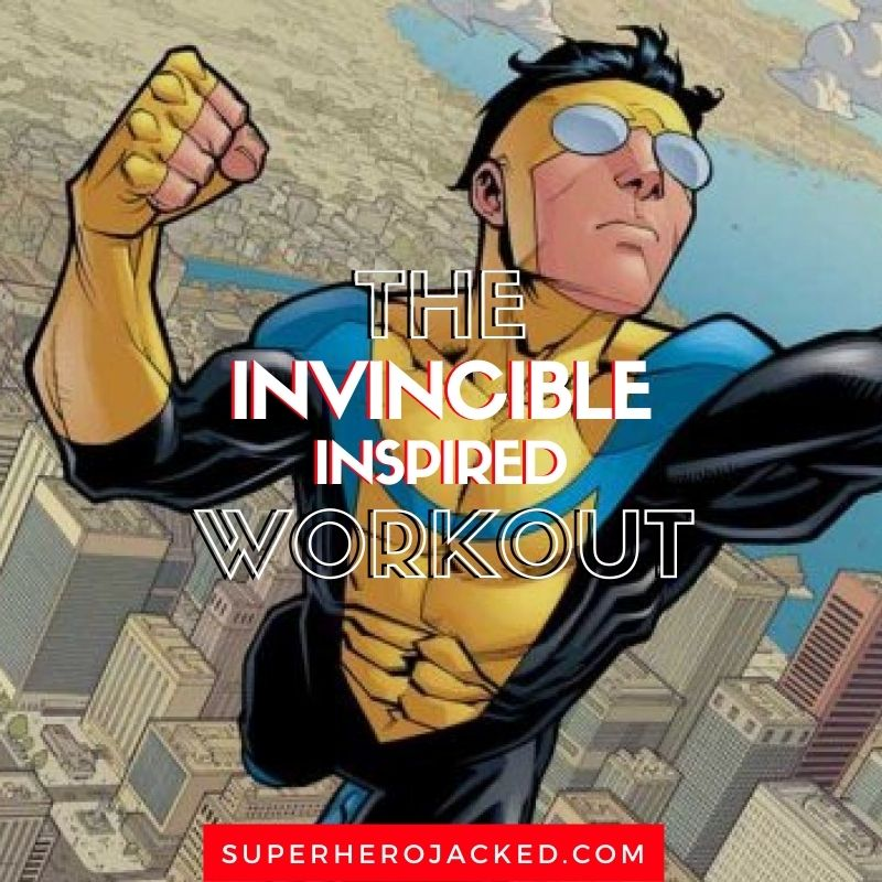 Invincible Workout (1)